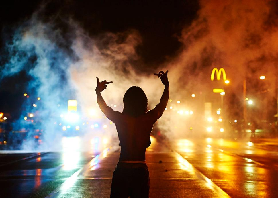 Image result for ferguson riots
