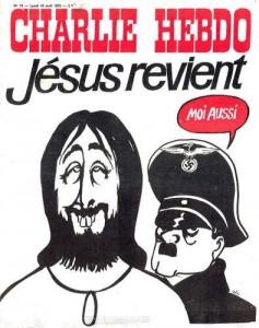 Jesus returns. Me too.