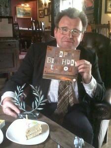 Jonathan Bowden - 49th Birthday 2011 - 13