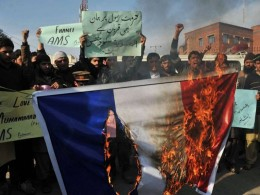 No solidarity for France in Pakistan