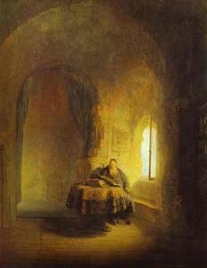rembrandt_philosopher_reading