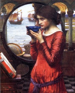 John William Waterhouse, Destiny, 1900