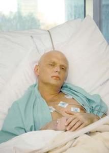Alexander Litvinenko's Death Bed photo seen round the world