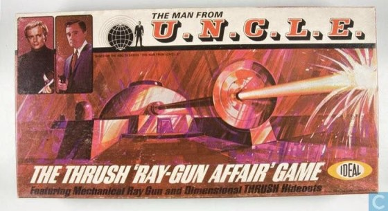 2 One of the many toys from U.N.C.L.E.