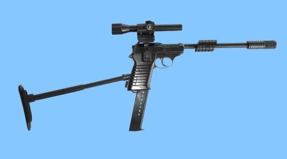 8 The U.N.C.L.E. Gun