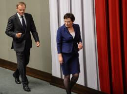 The losers: Donald Tusk and Ewa Kopacz