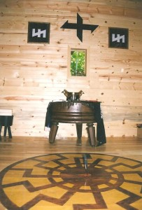 Robert Taylor's Geist-Hof, Washington Island, Wisconsin