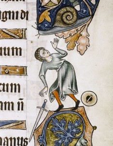 Ormesby Psalter, England ca. 1300
