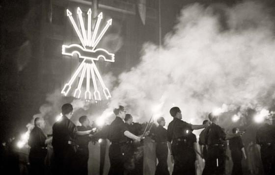 March in honor of Jose Antonio