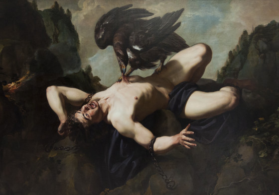 Theodoor Rombouts, Prometheus