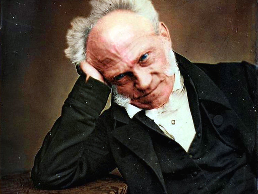 arthur schopenhauer essays and aphorisms Buy essays and aphorisms (classics) new ed by arthur schopenhauer, r j hollingdale (isbn: 9780140442274) from amazon's book.
