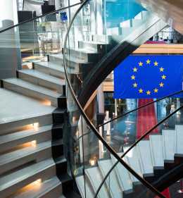 European Parliament, Strasbourg, interior