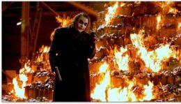 Všechno hoří…