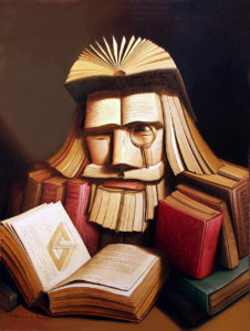 André Martins de Barros, The Scholar
