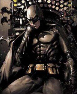 BatmanBrooding