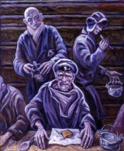 Nikolai Getman, Gulag Prisoners