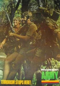 RhodesianArmyPoster