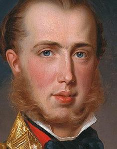 Archduke Maximilian, c. 1855