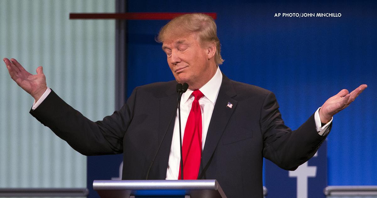 DonaldTrumpGOPdebate