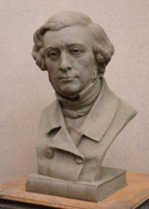 TocquevilleBust