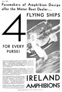 Motor Boating ad, 1930