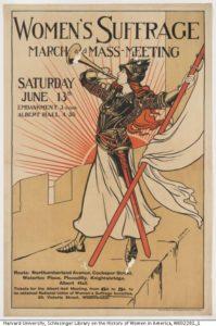 SuffragePoster