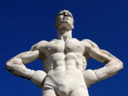 Boxer, Stade dei Marmi, Rome/ 1928-1938