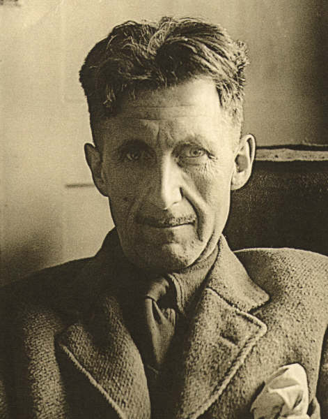 George orwell essay language