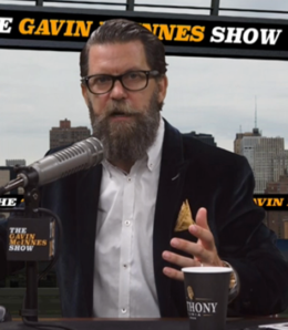 "Gavin McInnes thinks that ""reverring the entrepreneur,"" not masturbating, and wearing a suit 3 times a week will stop the destruction of our civilization. Race-mixing and Jewish media-political-financial dominance are not the problem."