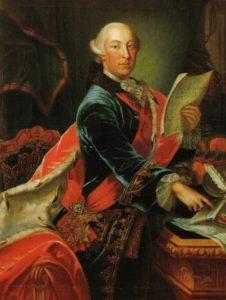 Charles Eugene, Duke of Württemberg (1728-1793)