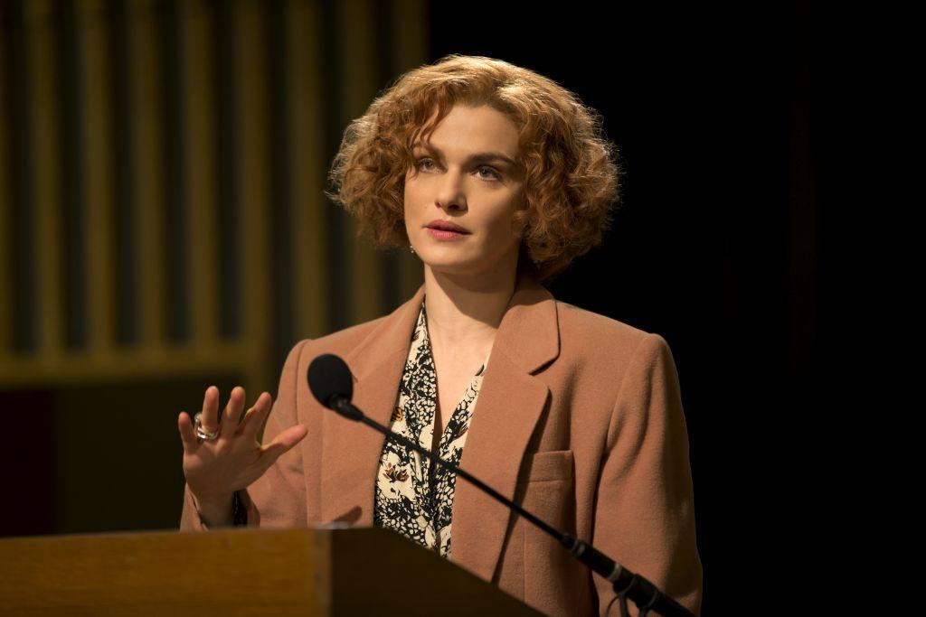 Rachel Weisz as Deborah Lipstadt