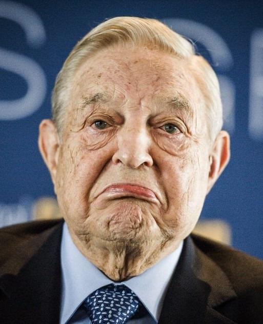 Image result for george soros wrath