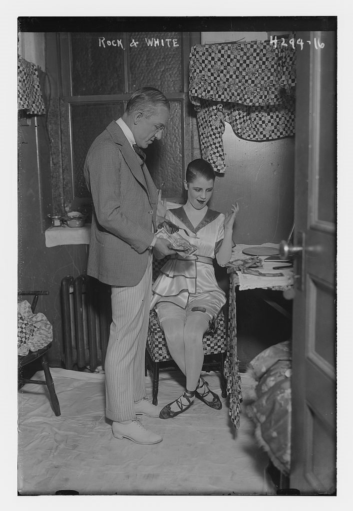 William Rock & Frances White