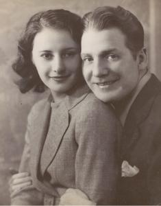 Barbara Stanwyck & Frank Fay
