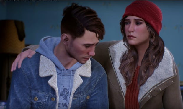 A preview of the next Life is Strange.