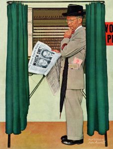 Normal Rockwell Undecided