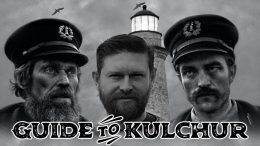 Thumbnail for the Guide to Kulchur episode on The Lighthouse.
