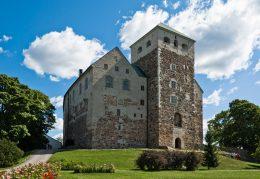 Turku Castle, Finland.